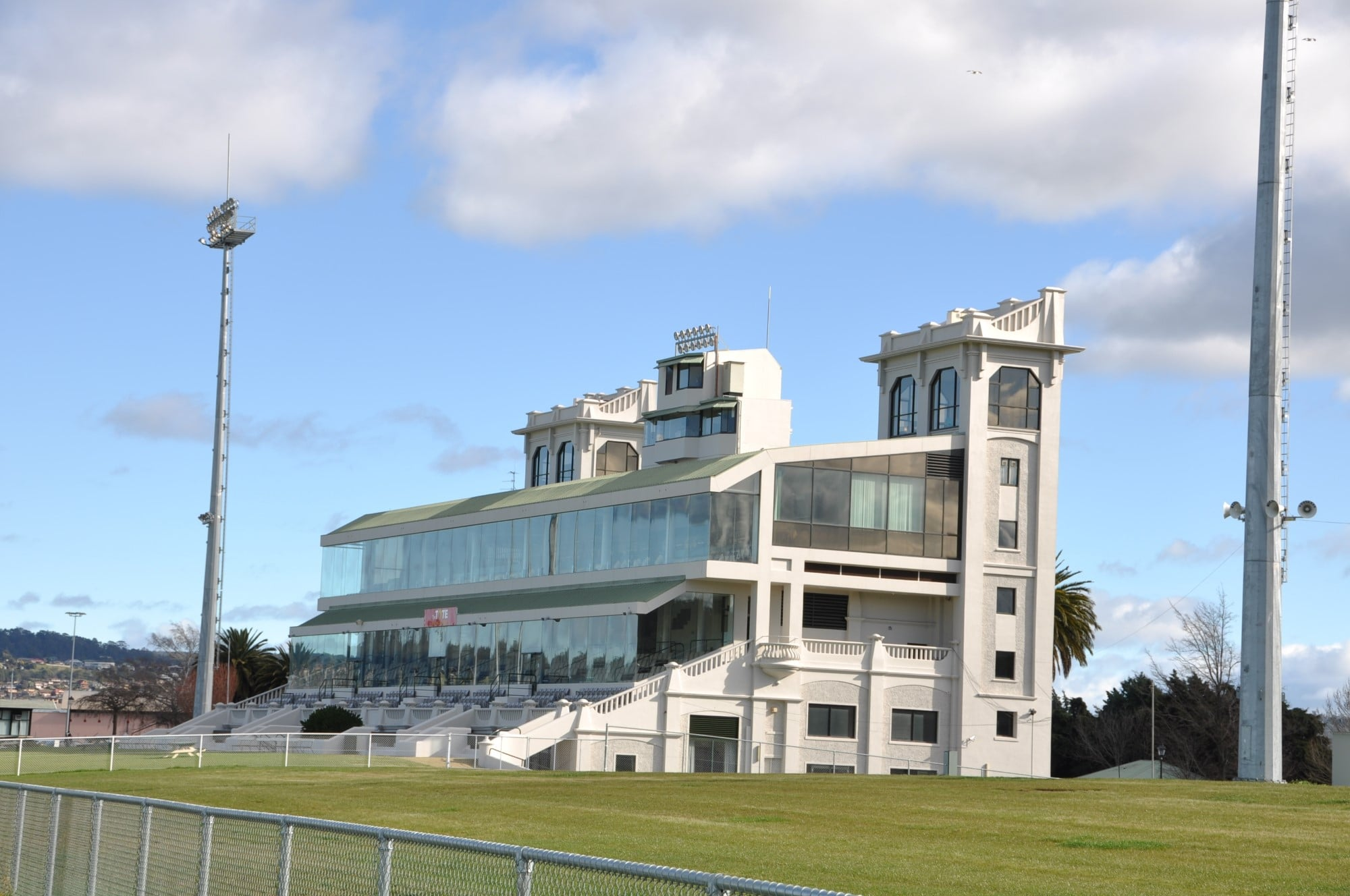 Launceston Grand Stand